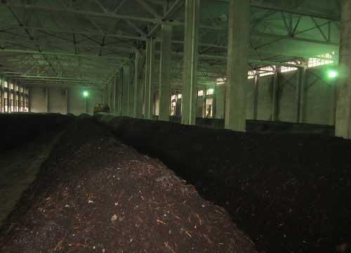 工业发酵废水处理工艺